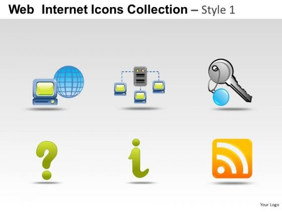 Help Rss Web Internet Icons PowerPoint Graphics And Ppt Clipart Slides