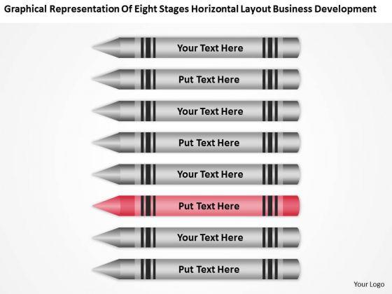 Horizontal Layout Business Development Ppt 6 Small Plan Samples Free PowerPoint Slides