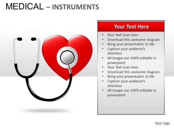 Hospital Medical Instrument PowerPoint Slides And Ppt Diagram Templates