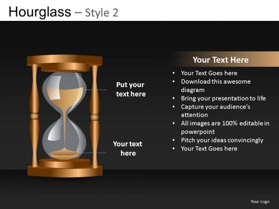 Hourglass Ppt Template