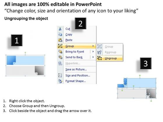 how_to_draw_business_process_diagram_post_it_notes_2_stages_powerpoint_slides_2