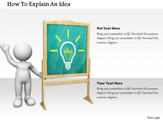 How To Explain An Idea PowerPoint Templates