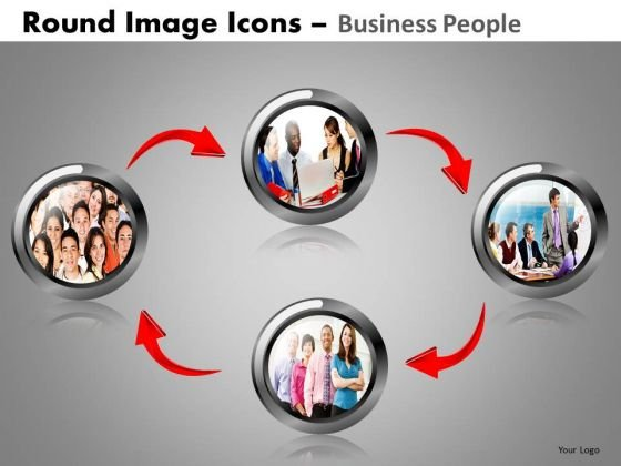 Human Resources Business People PowerPoint Slides And Ppt Templates