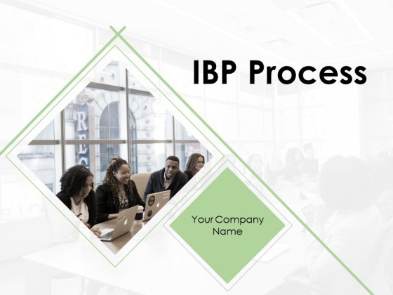 IBP Processes Ppt PowerPoint Presentation Complete Deck With Slides