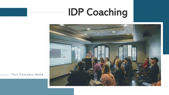 IDP Coaching Implement Management Ppt PowerPoint Presentation Complete Deck With Slides