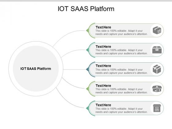 IOT SAAS Platform Ppt PowerPoint Presentation Ideas Skills Cpb