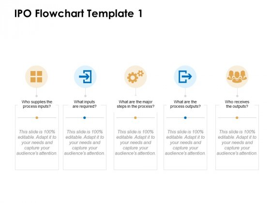 IPO Flowchart Required Ppt PowerPoint Presentation Icon Model