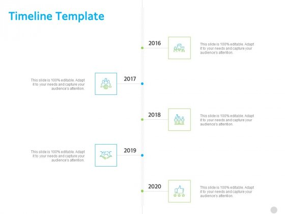 ITIL Knowledge Governance Timeline Template Ppt PowerPoint Presentation Styles Clipart PDF