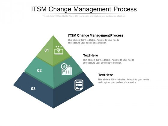 ITSM Change Management Process Ppt PowerPoint Presentation Layouts Examples Cpb
