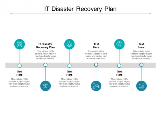 IT Disaster Recovery Plan Ppt PowerPoint Presentation Infographics Files Cpb