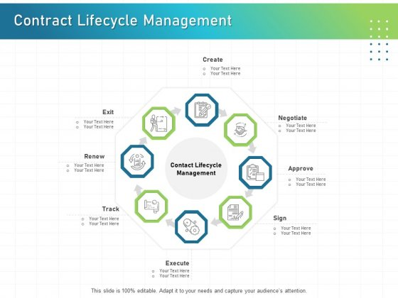 IT Infrastructure Administration Contract Lifecycle Management Structure PDF