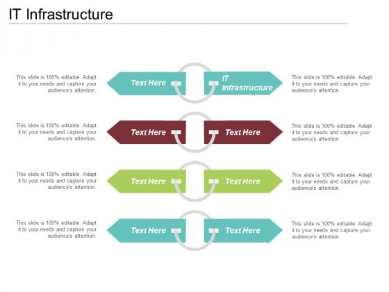 IT Infrastructure Ppt PowerPoint Presentation Inspiration Vector Cpb