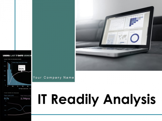 IT Readily Analysis Roadmap Operations Ppt PowerPoint Presentation Complete Deck