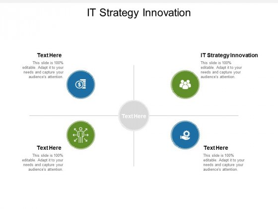 IT Strategy Innovation Ppt PowerPoint Presentation Ideas Graphics Example Cpb Pdf