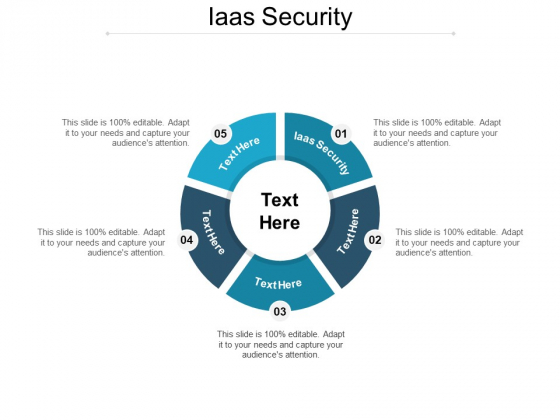 Iaas Security Ppt PowerPoint Presentation Infographic Template Summary Cpb