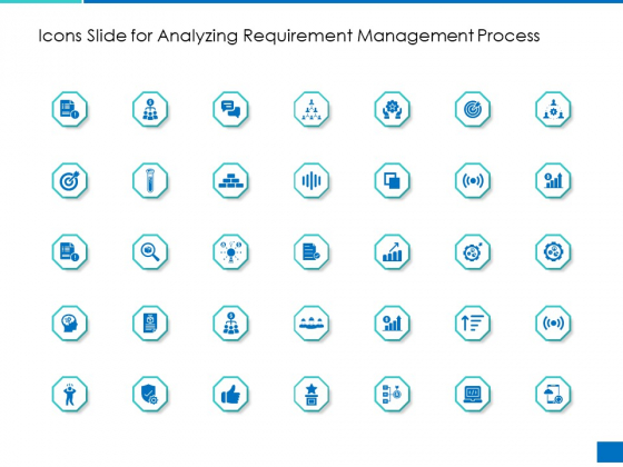 Icons_Slide_For_Analyzing_Requirement_Management_Process_Mockup_PDF_Slide_1