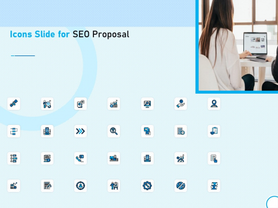 Icons Slide For SEO Proposal Ppt Icon Visuals PDF