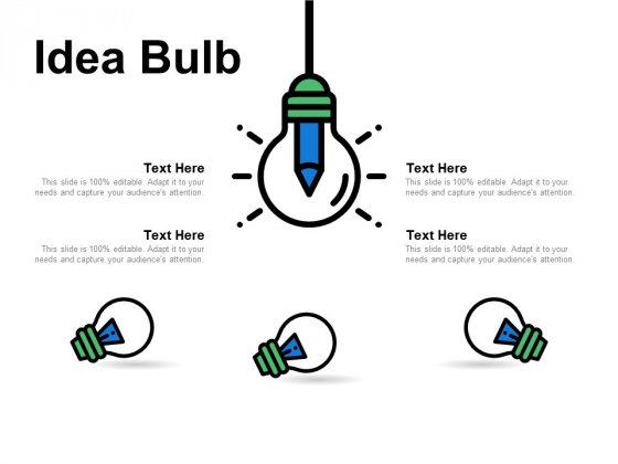 Idea Bulb Technology Innovation Ppt PowerPoint Presentation Pictures Professional