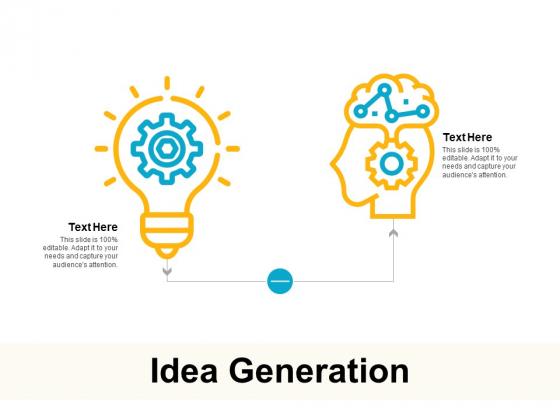 Idea Generation Innovation Ppt PowerPoint Presentation Summary Graphics
