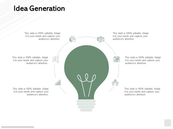 Idea Generation Technology Marketing Ppt PowerPoint Presentation File Design Inspiration