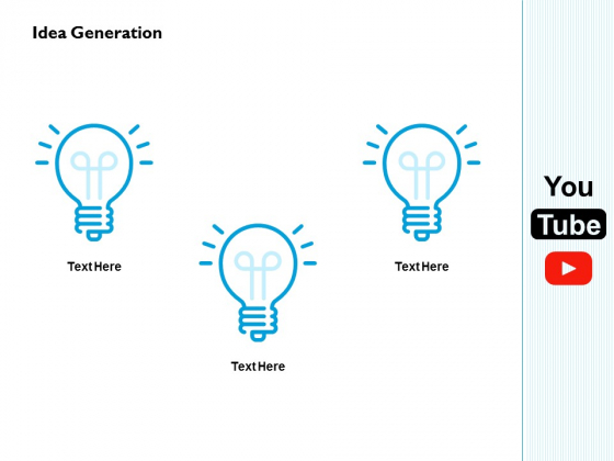 Idea Generation Technology Ppt PowerPoint Presentation Icon Graphic Tips