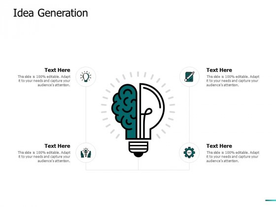 Idea Generation Technology Ppt PowerPoint Presentation Infographic Template Show