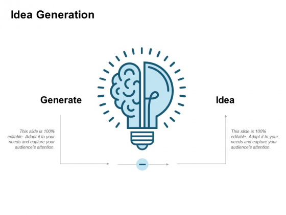 Idea Generation Technology Ppt PowerPoint Presentation Inspiration Mockup