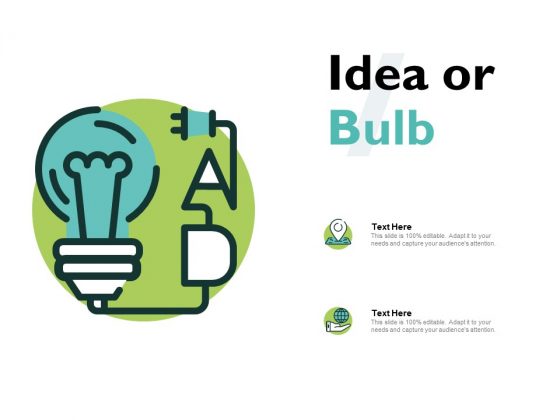 Idea Or Bulb Innovation Management Ppt PowerPoint Presentation Model Demonstration