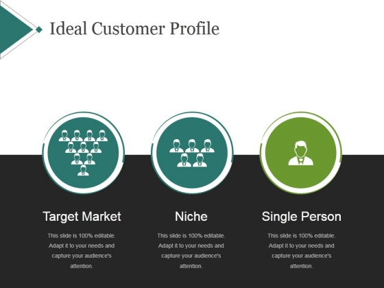 Ideal Customer Profile Template 2 Ppt PowerPoint Presentation Good ...