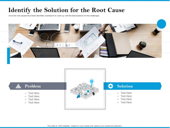 Identify The Solution For The Root Cause Rules PDF