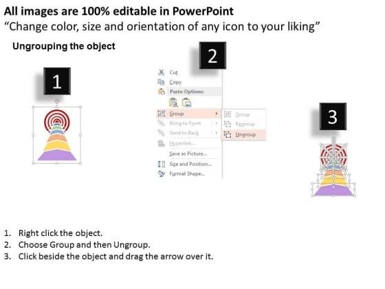 Illustration_Of_Arrows_On_Target_Powerpoint_Templates_2