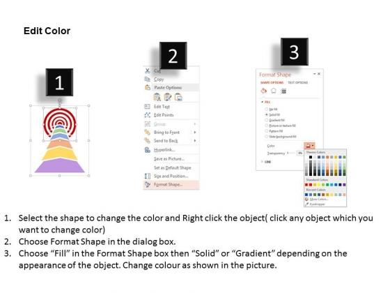 Illustration_Of_Arrows_On_Target_Powerpoint_Templates_3