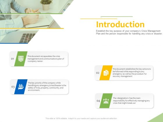 Implementation Of Risk Mitigation Strategies Within A Firm Introduction Ppt Pictures Styles PDF