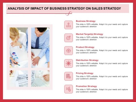 Implementing Compelling Marketing Channel Analysis Of Impact Of Business Strategy On Sales Strategy Microsoft PDF