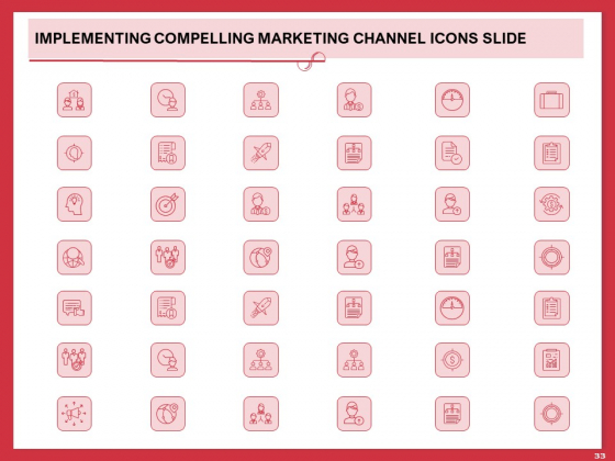 Implementing_Compelling_Marketing_Channel_Ppt_PowerPoint_Presentation_Complete_Deck_With_Slides_Slide_33