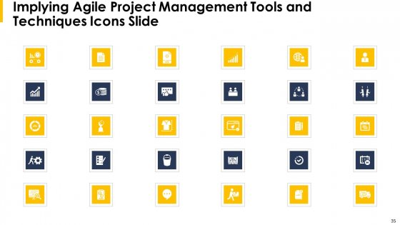 Implying_Agile_Project_Management_Tools_And_Techniques_Ppt_PowerPoint_Presentation_Complete_With_Slides_Slide_35