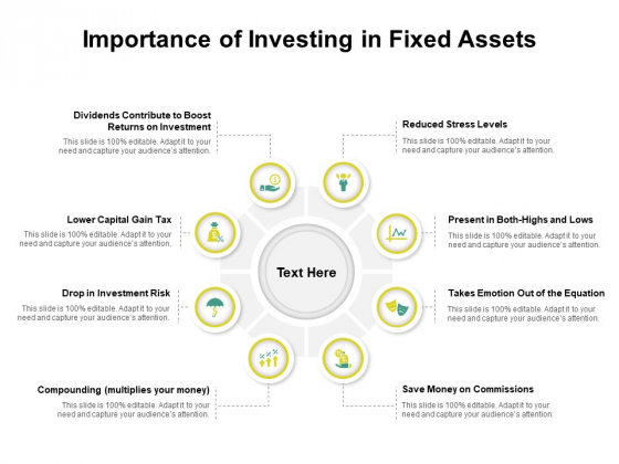 Importance Of Investing In Fixed Assets Ppt PowerPoint Presentation Pictures Graphics Download