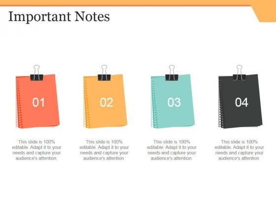 Important Notes Ppt PowerPoint Presentation Layouts Graphics Pictures