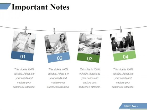 Important Notes Ppt PowerPoint Presentation Professional Show