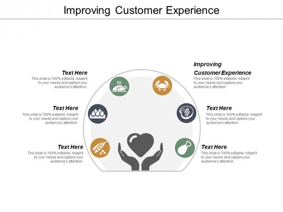 Improving Customer Experience Ppt PowerPoint Presentation Show Clipart Cpb