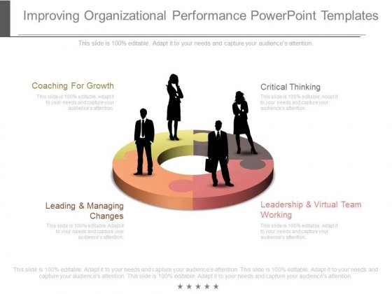 Improving Organizational Performance Powerpoint Templates