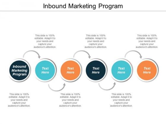 Inbound Marketing Program Ppt PowerPoint Presentation Icon Background Images Cpb