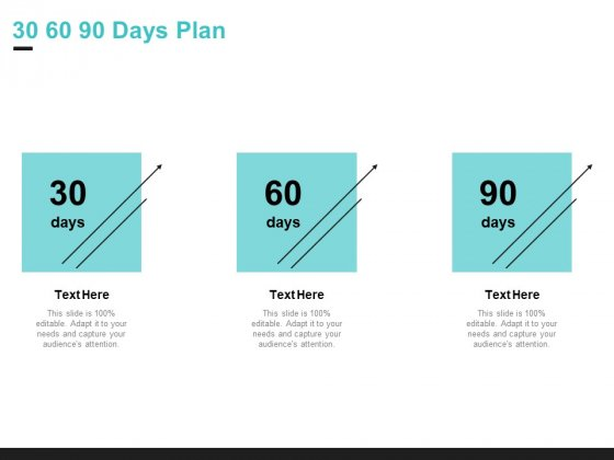 Inbound Marketing Proposal 30 60 90 Days Plan Introduction PDF