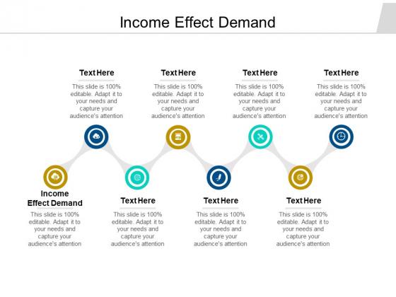 Income Effect Demand Ppt PowerPoint Presentation Inspiration Smartart Cpb Pdf