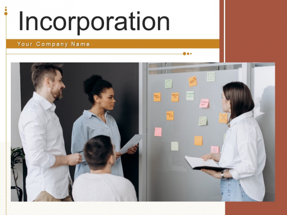 Incorporation Business Mobile Device Ppt PowerPoint Presentation Complete Deck