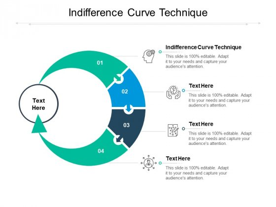 Indifference Curve Technique Ppt PowerPoint Presentation Infographic Template Rules Cpb Pdf
