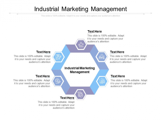 Industrial Marketing Management Ppt PowerPoint Presentation Gallery Layouts Cpb