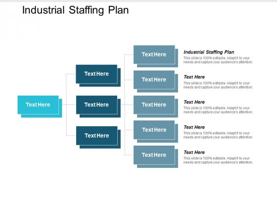 Industrial Staffing Plan Ppt PowerPoint Presentation File Ideas