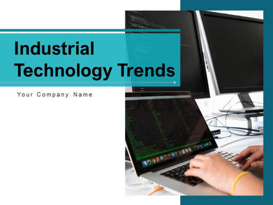 Industrial Technology Trends Idea Bulb Roadmap Ppt PowerPoint Presentation Complete Deck