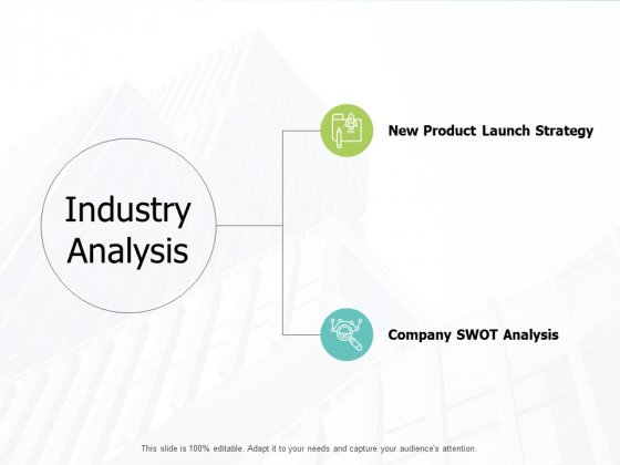 Industry Analysis Strategy Ppt PowerPoint Presentation Icon Inspiration